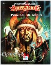 Atlante I PRINCIPATI DI GLANTRI  Dungeons & Dragons ATL3 EG TSR