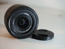 Panasonic Lumix G Vario 12-32 mm F/3.5-5.6 Pancake schwarz gebraucht