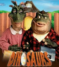 Dinosaurs Complete Series DVD TV Show All Seasons 1 2 3 4