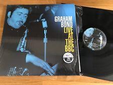 Graham Bond - Live At The BBC - Double LP - Mint