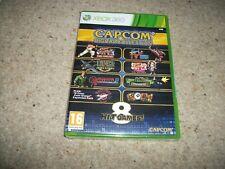 CAPCOM DIGITAL COLLECTION - XBOX 360 GAME (PAL/UK) NEW & SEALED
