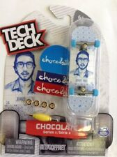 NEW RARE TECH DECK CHOCOLATE SKATEBOARDS FINGERBOARDS SK8 Series 2 JERRY HSU