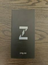 Samsung Galaxy Z FLIP 5G 256GB Gray SM-F707U **NEW SEALED FACTORY UNLOCKED**