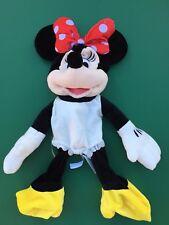 Build a Bear Full Size Disney Minnie Mouse Bear Plush Toy - UNSTUFFED - NEW