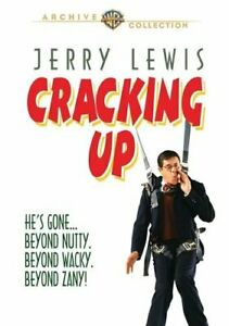 Cracking Up (1983 Jerry Lewis) DVD NEW