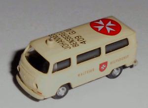 Malteser VW T2 Kranken- / Mannschaftswagen