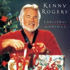 Christmas in America by Kenny Rogers (CD, 2013, Reprise) BRAND NEW SEALED!