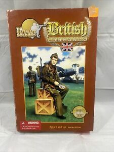21st Century Toys Ultimate Soldier WWII British Commando