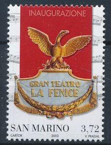 [84087] San Marino 2003 Birds good stamp very fine MNH