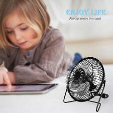 Handheld Ventilator USB Lade Stumm Mini Kühlgebläse Regulierung Luftkühler Fan