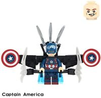 Captain America Ant-Man Marvel War Heroes Building Blocks Toys Gifts New 2019