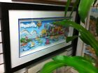 """Charles Fazzino 3D Artwork """" An Atantic City Summer """" Signed & Numbered Deluxe"""