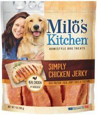 New listing Jumbo Milo's Kitchen Chicken Jerky Dog Treats,- free shippiN