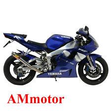Mivv Yamaha Yzf 1000 R1 1999 99 Terminale Di Scarico Marmitta X-Cone Inox Moto