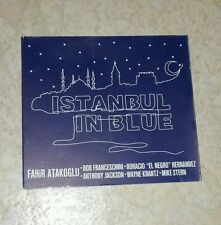 Istanbul in Blue [Digipak] by Fahir Atakoglu
