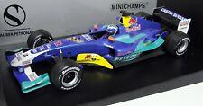 Minichamps 1/18 Scale 100 040012 Sauber Petronas C23 F.Massa Diecast F1 Car