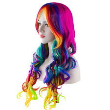 Unbranded Medium Length Curly Hair Wigs & Hairpieces