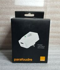 Prise Parafoudre Orange Livebox / Box