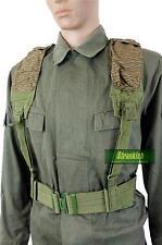 DDR NVA EAST GERMAN ARMY UTV SHOULDER HARNESS & BELT SET
