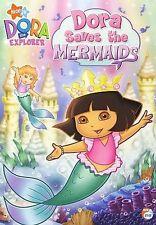 Dora Saves the Mermaids Dvd