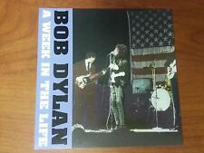 "BOB DYLAN ""A WEEK IN THE LIFE"" 1CD RARE JAPANESE IMPORT"