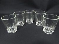 Set of 5 Vintage Shot Glasses