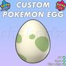 Ultra Shiny 6IV Custom Pokemon Egg | Sword & Shield
