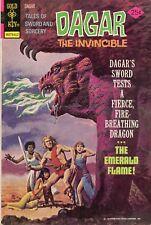 Gold Key Dagar The Invincible #10 (Dec. 1974) Low Grade