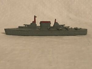 Tootsietoy Barclay Manoil Aircraft Carrier Diecast Toy Boat