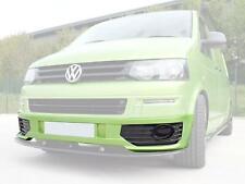 Sportline Style Front Lower Bumper Spoiler Splitter VW Transporter T5 (10-15)