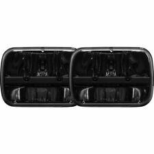 "Rigid Industries 55003 5"" x 7"" Universal LED High & Low Beam Headlight Kit- Pair"