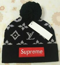 NWT Supreme Winter Beanie Black Unisex