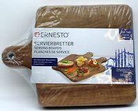 2 Stück Ernesto Servierbretter 21 x 22 x 1,5 cm