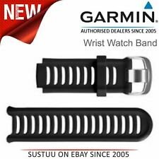 Garmin Replacement Wrist Watch Strap band│For Forerunner 910XT│Black