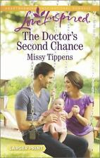 The Doctor's Second Chance (Love Inspired Large Print)