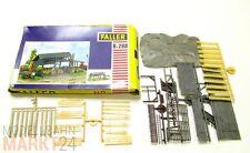 Faller b-288 magazzino legno con pensata sotto stand tavole KIT culto 1:87 OVP