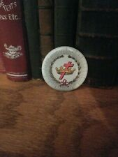 Watchtower - Crown Cross pocket mirror reproduction nice no. 1