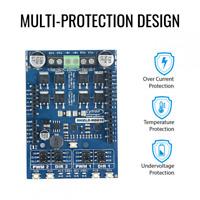 Cytron Motor Driver Shield for Arduino 10Amp 7V-30V DC  (2 Channels)