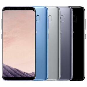 Samsung Galaxy S8 - GSM Unlocked - T-Mobile AT&T Cricket MetroPCS