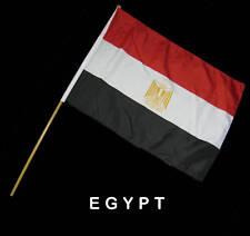 EGYPT EGYPTIAN Hand Waver Flag - 30x45cm