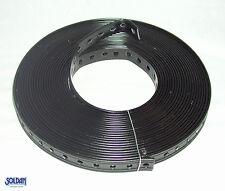 Montagelochband, Nagelband, Lochband, Kunststoff-Ummantelt, 1 Stück= 19mm x 10m