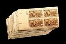 US STAMPS PLATE BLOCKS **FANTASTIC** Collection of Vintage 4c Mint NH OG