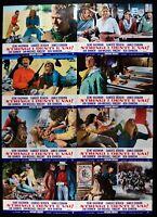 Fotobusta Squeezer The Teeth And Vai Gene Hackman James Coburn Western R79