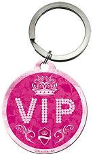 Nostalgic Art VIP pink rosa very important people Schlüsselanhänger rund 4cm *