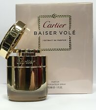 Cartier Baiser Vole Extrait de Parfum 30ml *BRAND NEW & SEALED*