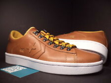 CONVERSE PRO LEATHER UND UNDFTD UNDEFEATED OX GOLDEN YELLOW BROWN 137373C DS 10