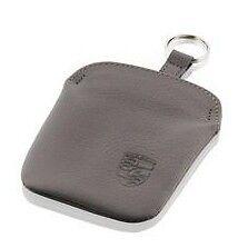 New Genuine Porsche Classic Grey Key Case Wallet 911 964 993 996 997 986