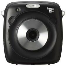 Fujifilm Instax SQUARE SQ10 Hybrid Instant Camera - Black