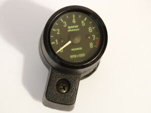 BMW R 80 GS G/S PD GS BASIC R 80 R 100 GS REV COUNTER RPM WITH HOUSING PERFECT