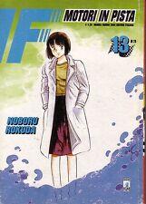 F Motori in pista 13 - Ed. Star Comics